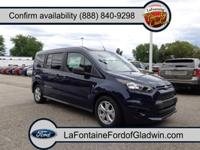 Body Style: Mini-Van Exterior Color: Dark Blue Interior