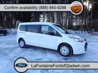 Body Style: Mini-Van Exterior Color: Frozen White