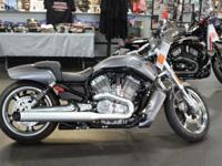 Brand New 2014 Harley Davidson V-Rod Muscle Liquid