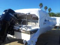 NEW 2014 HURRICANE SD217 POWERED WITH YAMAHA F150