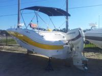 NEW 2014 HURRICANE SS203 POWERED WITH EVINRUDE ETEC