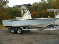 New 2014 Key West 210 Bay Reef w/Yamaha F150 and