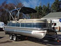 License # 67583. ALL NEW 2014 LOWESS210 PONTOON.