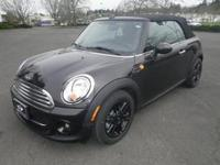 Body Style: Convertible Exterior Color: Iced Chocolate