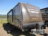 2014 Forest River Primetime Tracer travel trailer model