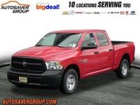 Body Style: Pickup Exterior Color: Flame Red Interior
