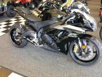 I currently have a New 2014 Gsxr 1000 that has actually