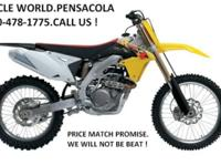 NEW 2014 SUZUKI RMZ 450. BEST RATE! The very best