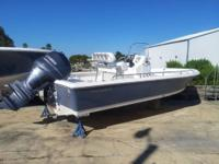 New 2014 Tidewater 210LXF Ice Blue Powered by Yamaha