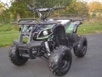 NEW 2014 YOUTH UTILITY ATV by COOLSTER: 125cc 4-stroke