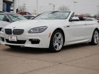 Body Style: Convertible Exterior Color: Alpine White