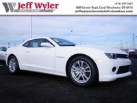 Body Style: Coupe Exterior Color: Summit White Interior
