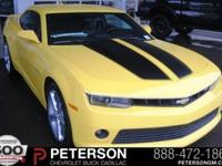 Body Style: Coupe Exterior Color: Bright Yellow