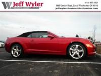 Body Style: Convertible Exterior Color: Red Rock