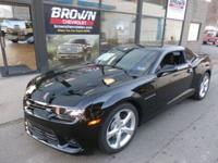 Body Style: Coupe Exterior Color: black Interior Color:
