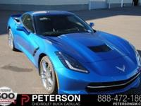 Body Style: Coupe Exterior Color: Laguna Blue Interior