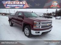 Body Style: Pickup Exterior Color: Deep Ruby Metallic