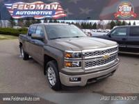 Body Style: Pickup Exterior Color: Brownstone Metallic