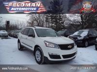Body Style: SUV Exterior Color: white Interior Color: