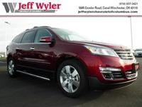 Body Style: SUV Exterior Color: Siren Red Tintcoat