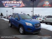 Body Style: SUV Exterior Color: Brilliant Blue
