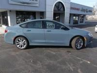 Body Style: Sedan Exterior Color: Ceramic Blue Interior