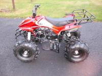I bought this four wheeler from s and l power sports in