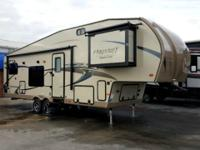 The Flagstaff Classic Super Lite 8528RKWS fifth wheel