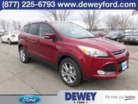 Body Style: SUV Exterior Color: Ruby Red Interior