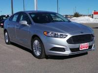 Body Style: Sedan Exterior Color: Ingot Silver Interior