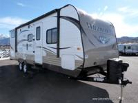 2014 Forest River RV Wildwood 26TBSS. Single Slide