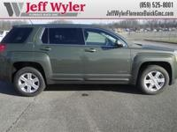 Body Style: SUV Exterior Color: Cypress Green Metallic