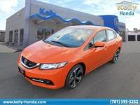 Body Style: Sedan Exterior Color: ORANGE Interior