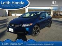 Body Style: Sedan Exterior Color: Dyno Blue Pearl