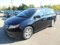 Body Style: Mini-Van Exterior Color: Crystal Black