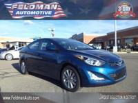 Body Style: Sedan Exterior Color: Sea Blue Interior