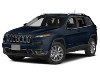 Body Style: SUV Exterior Color: True Blue Pearlcoat
