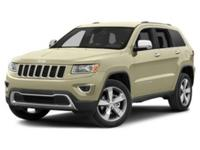 Body Style: SUV Exterior Color: Cashmere Pearlcoat