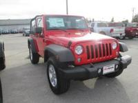 Body Style: SUV Exterior Color: FIRECRACKER RED