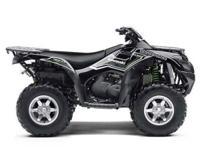 I currently have the new 2015 kawasaki Brute Force 750
