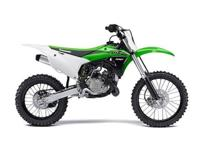 I presently have a 2015 Kawasaki Kx 100 for sale. This
