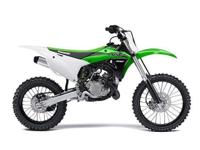 I currently have a 2015 Kawasaki Kx 100 for sale. This