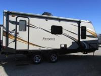 2015 Keystone RV Passport East Coast 23RB. With