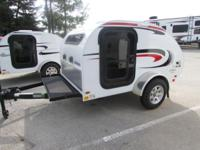 The Little Guy 5-Wide Platform Model Teardrop Camper