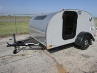 WELCOME TO THE WORLD OF TEARDROP CAMPER TRAILERS. A