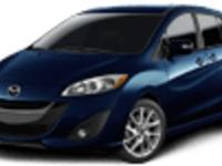 Body Style: Mini-Van Exterior Color: DEEP CRYSTAL BLUE