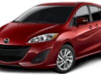 Body Style: Mini-Van Exterior Color: ZEAL RED MICA