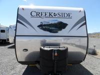 2015 Outdoors RV Creekside 20FQ Travel Trailer is