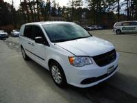 Body Style: Mini-Van Exterior Color: BRIGHT WHITE CLEAR