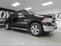 Body Style: Pickup Exterior Color: BLACK CLEARCOAT